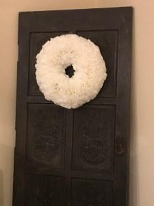 filter wreath