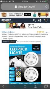puck lights